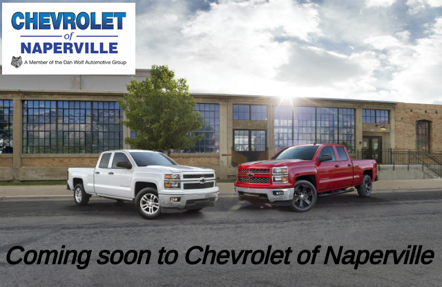 2015 Silverado Rally Package
